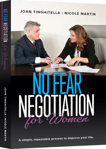 no fear negotiations for women